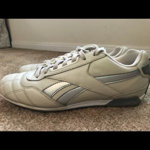 ad21c5854bf Reebok Shoes - Reebok Bundle - Beige Casual Sneaks   HexRides